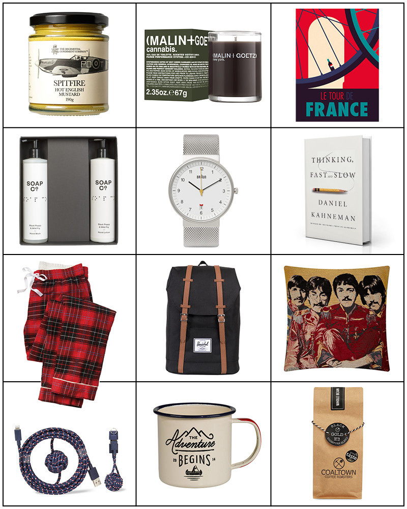 Mens Gift Ideas For Christmas  12 Christmas Gift Ideas for Men Coco s Tea Party
