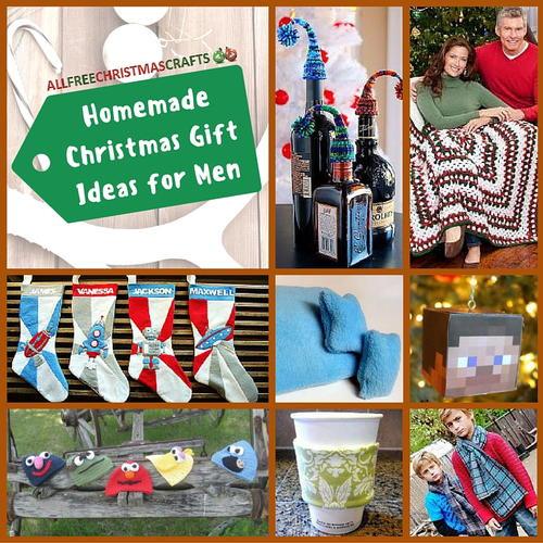Mens Gift Ideas For Christmas  25 Homemade Christmas Gift Ideas for Men