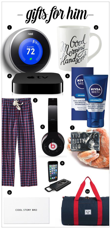 Mens Gift Ideas For Christmas  Best 25 Men ts ideas on Pinterest