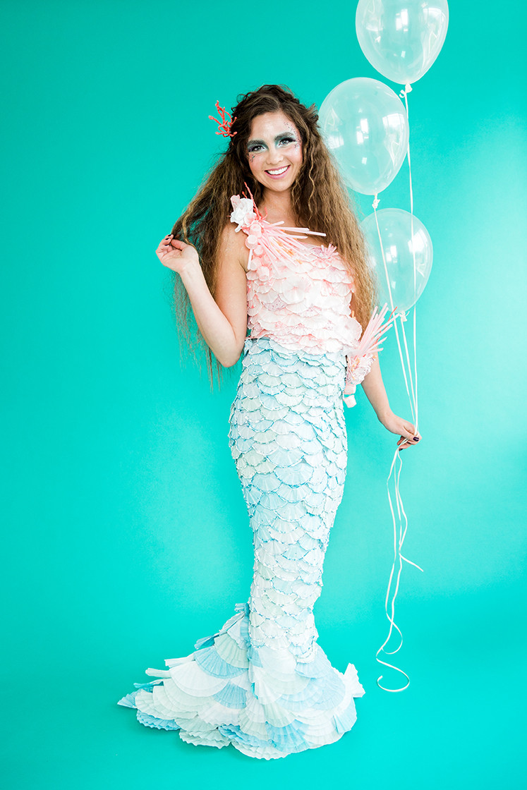 Mermaid Costume DIY  Costumes Archives The House That Lars Built