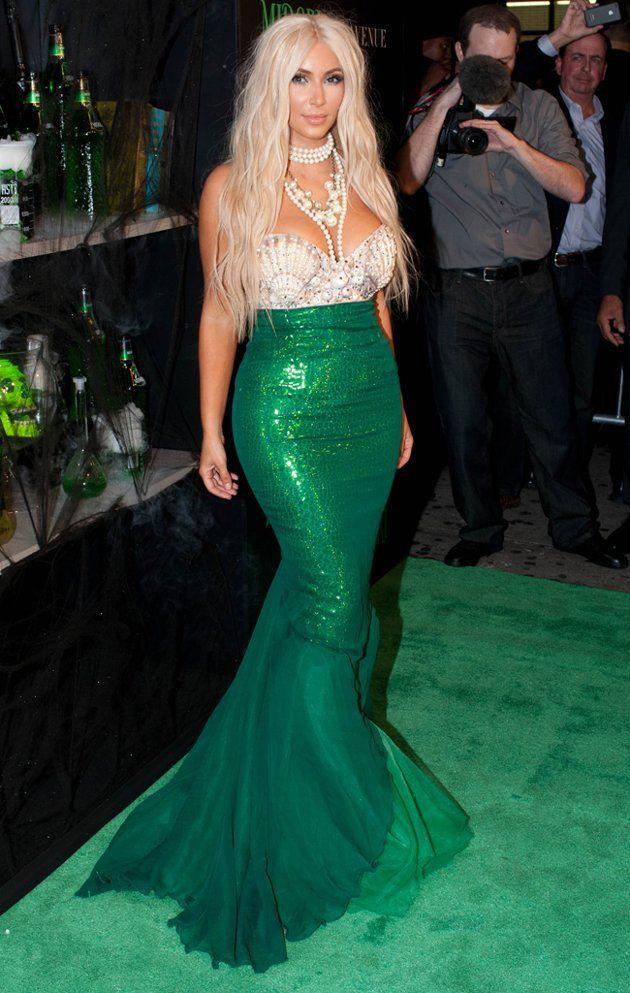Mermaid DIY Costumes  25 best ideas about Mermaid Costumes on Pinterest