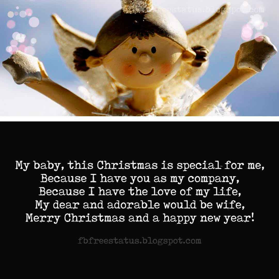 Merry Christmas Baby Quotes  Merry Christmas Love Quotes and Christmas Love Messages
