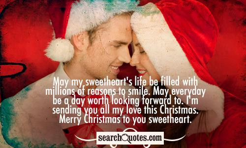 Merry Christmas Baby Quotes  Christmas Love Quotes