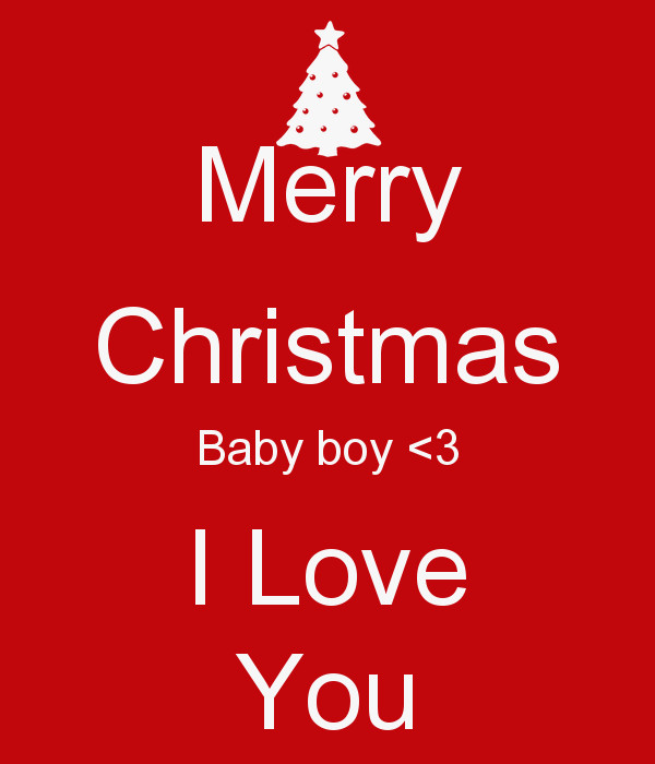 Merry Christmas Baby Quotes  Merry Christmas I Love You Quotes QuotesGram