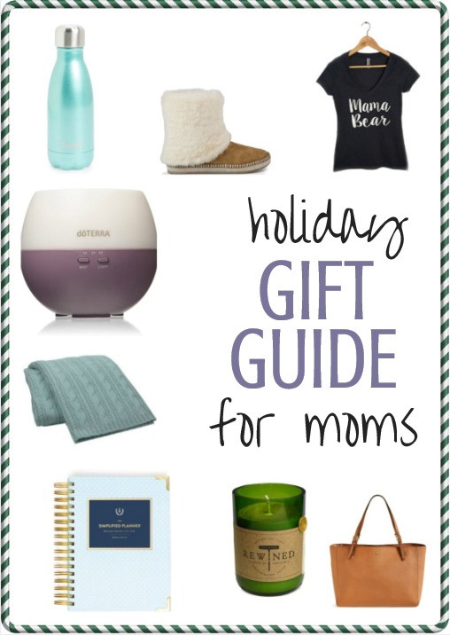 Mom Christmas Gift Ideas  PBF Gift Guide 2015 For Moms Peanut Butter Fingers
