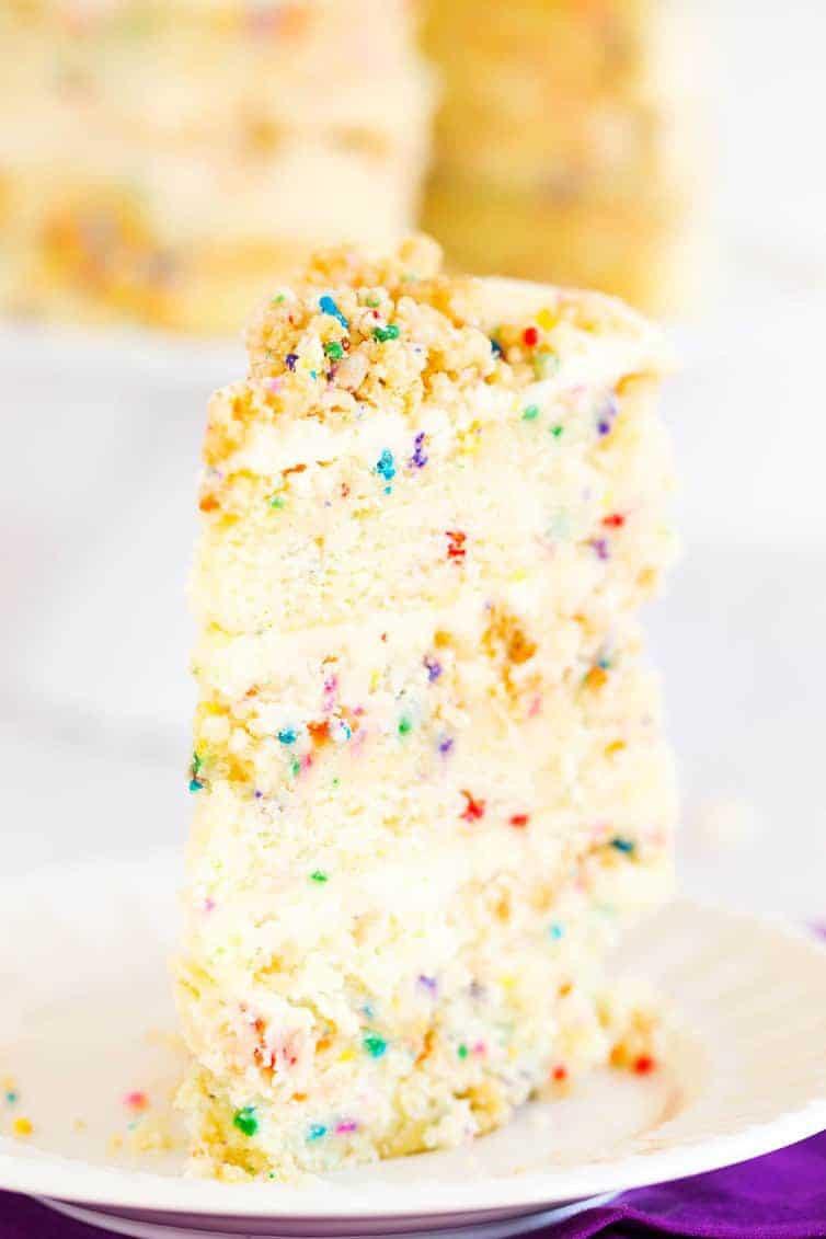 Momofuku Birthday Cake  Momofuku Birthday Cake