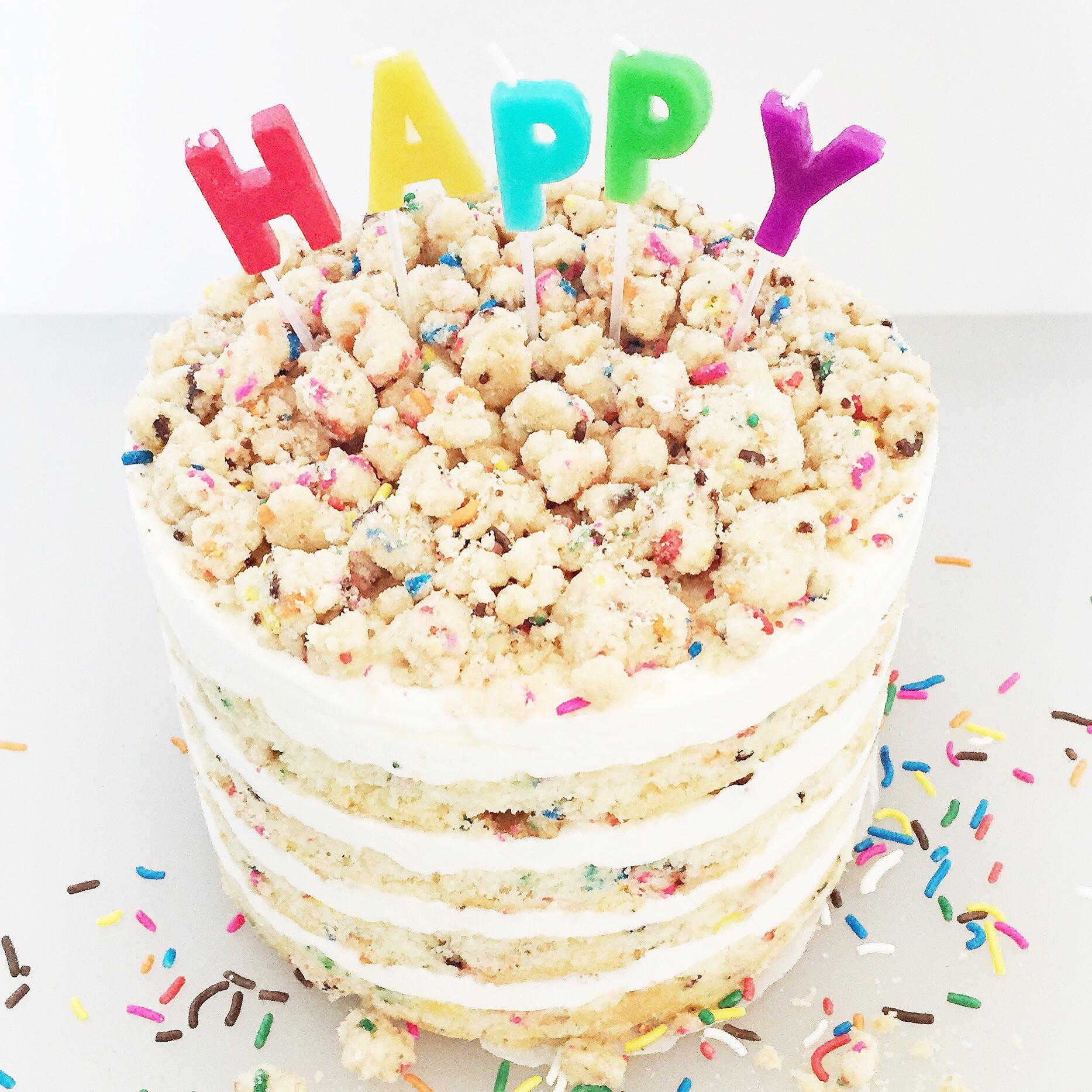 Momofuku Birthday Cake  Momofuku Milk Bar Birthday Cake Cake by Courtney