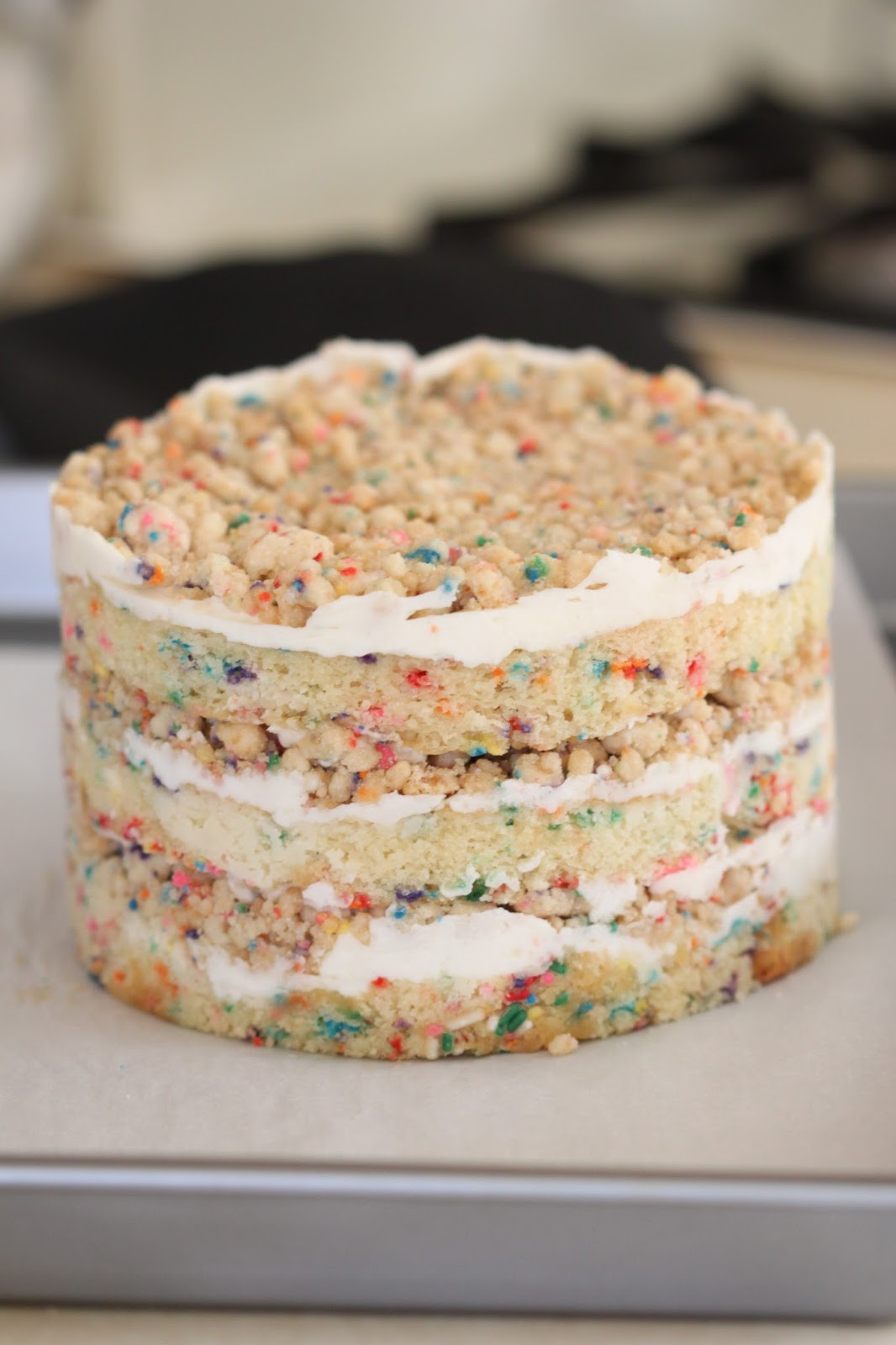 Momofuku Birthday Cake  Tortillas and Honey Momofuku Milk Bar Birthday Cake