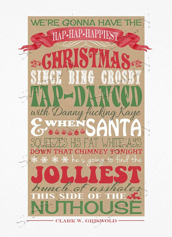 National Lampoons Christmas Vacation Quotes  17 Best Christmas Vacation Quotes on Pinterest