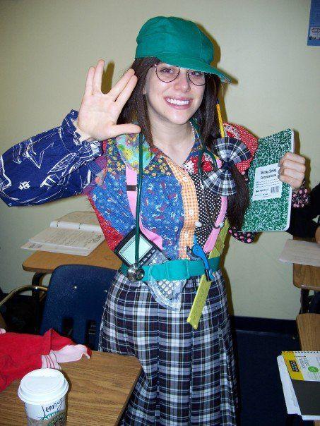 Nerd Costume DIY  10 best Girl Nerd Costume Ideas images on Pinterest
