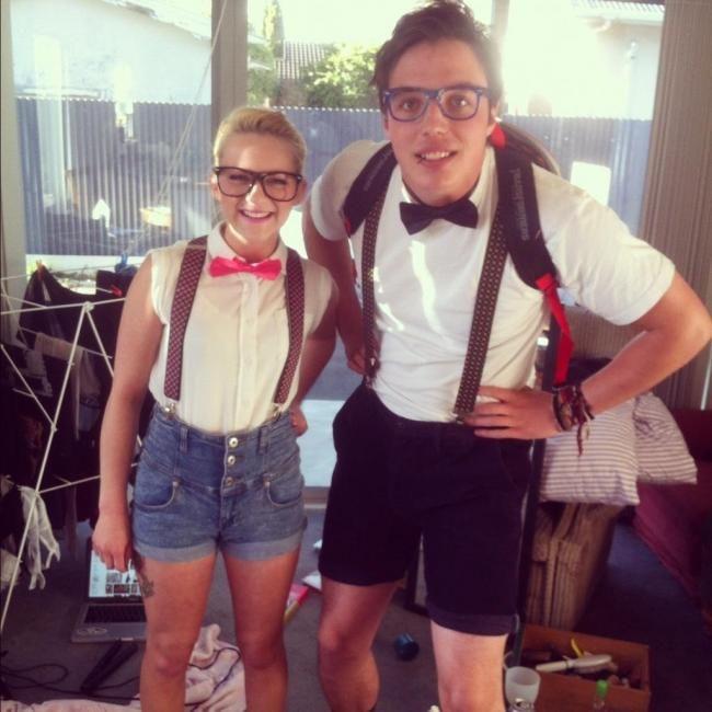 Nerd Costume DIY  Best 25 Nerd costumes ideas on Pinterest