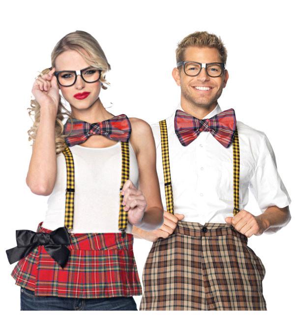 Nerd Costume DIY  Halloween Costumes Buy or DIY – BASIS ROAR