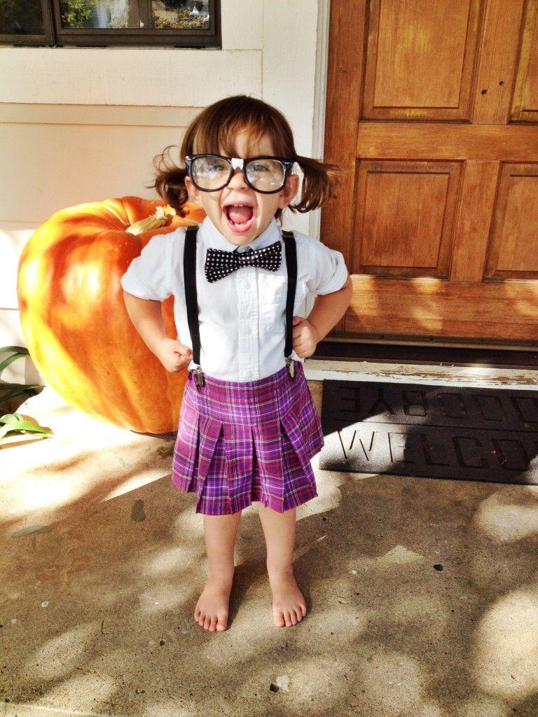 Nerd Costume DIY  Easy Inexpensive & Adorable DIY Halloween Costumes for