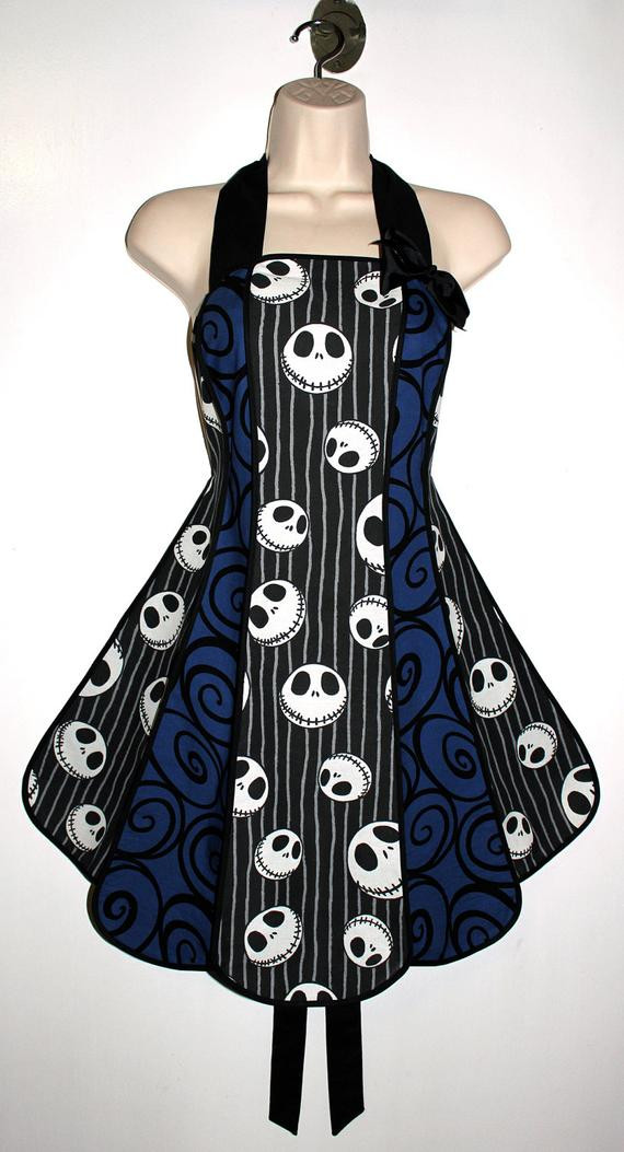 Nightmare Before Christmas Kitchen  Items similar to Vintage inspired Nightmare Before