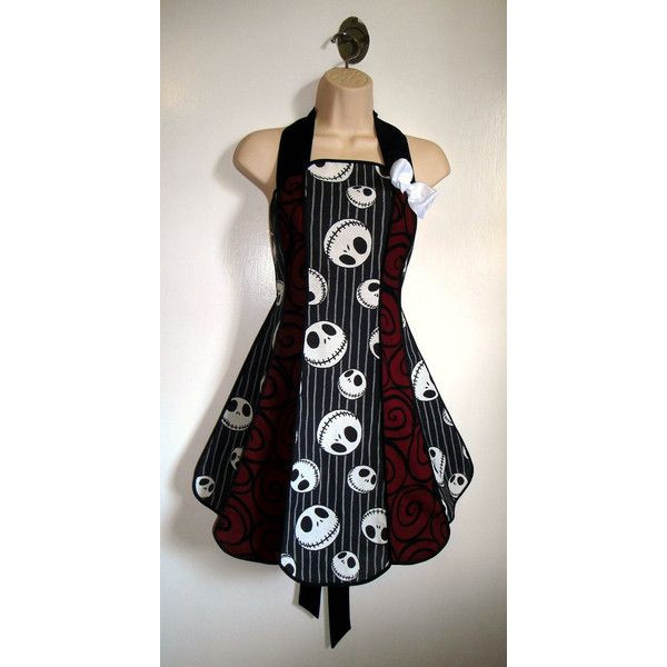 Nightmare Before Christmas Kitchen  Nightmare Before Christmas Apron Love it