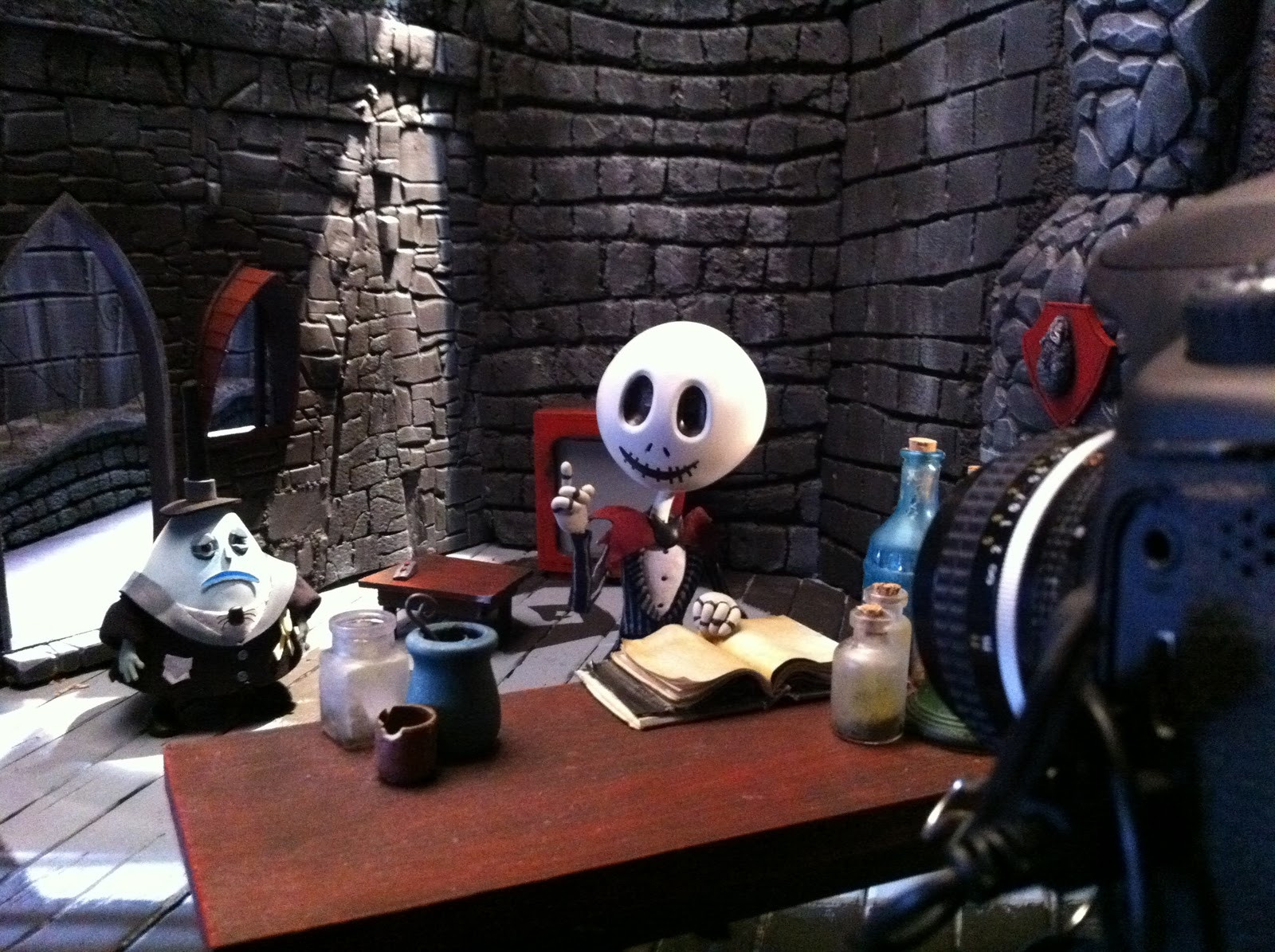 Nightmare Before Christmas Kitchen  Puppet Pusher Kitchen Nightmare Before Christmas on MAD