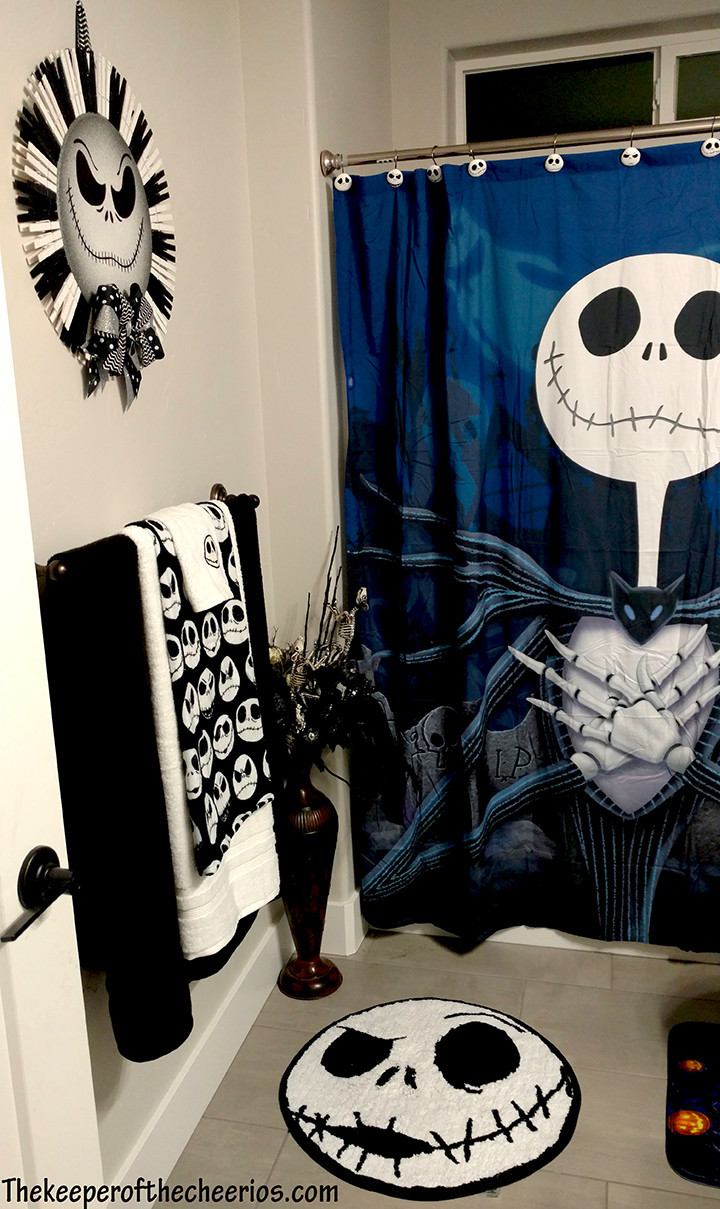 Nightmare Before Christmas Kitchen  Nightmare Before Christmas Bathroom The Keeper of the