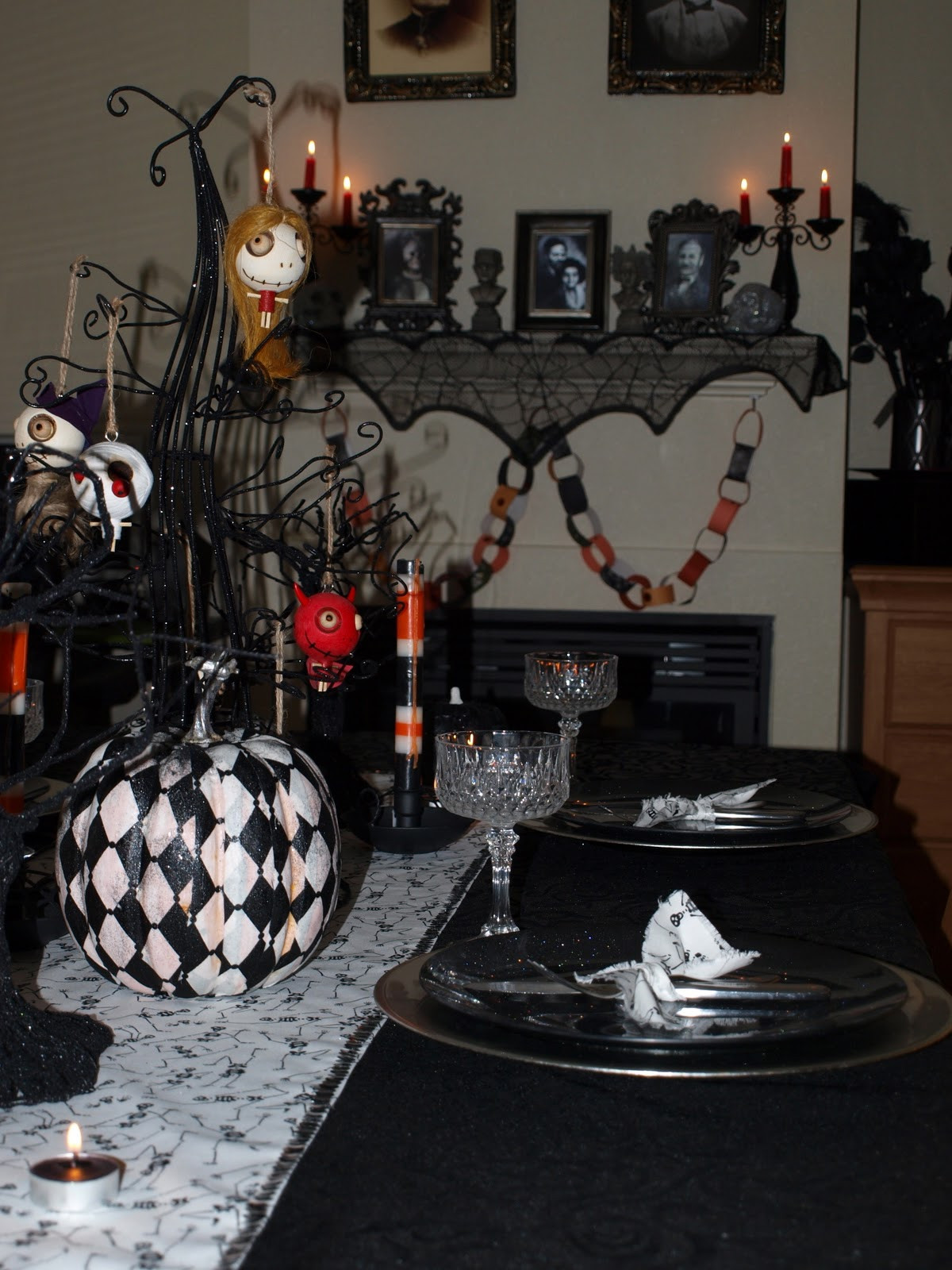 """Nightmare Before Christmas Party Ideas  Measurements of Merriment """"The Nightmare Before Christmas"""