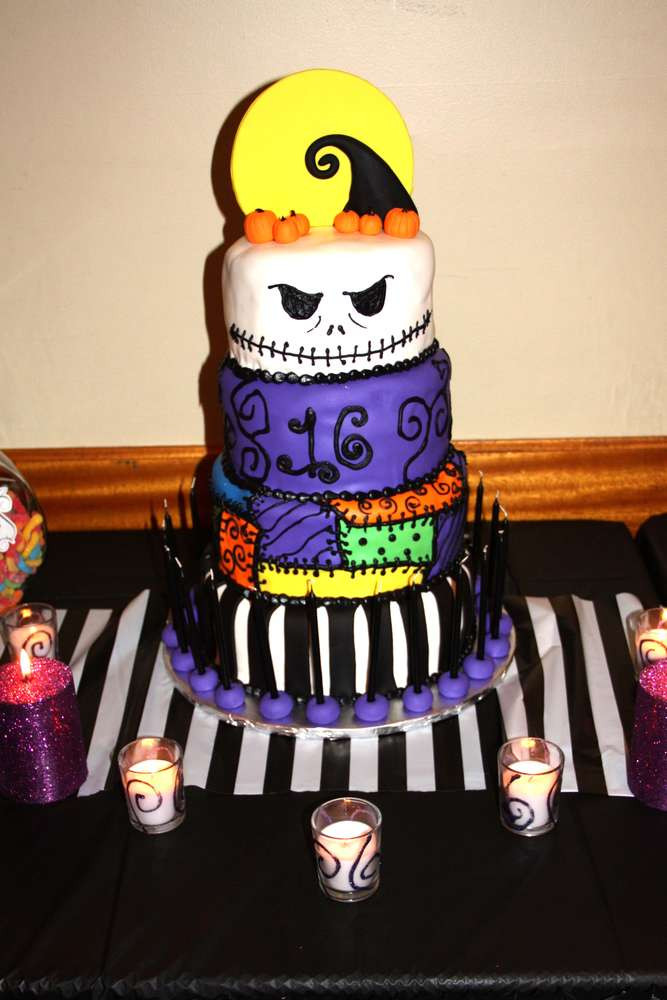 Nightmare Before Christmas Party Ideas  Nightmare Before Christmas Birthday Party Ideas