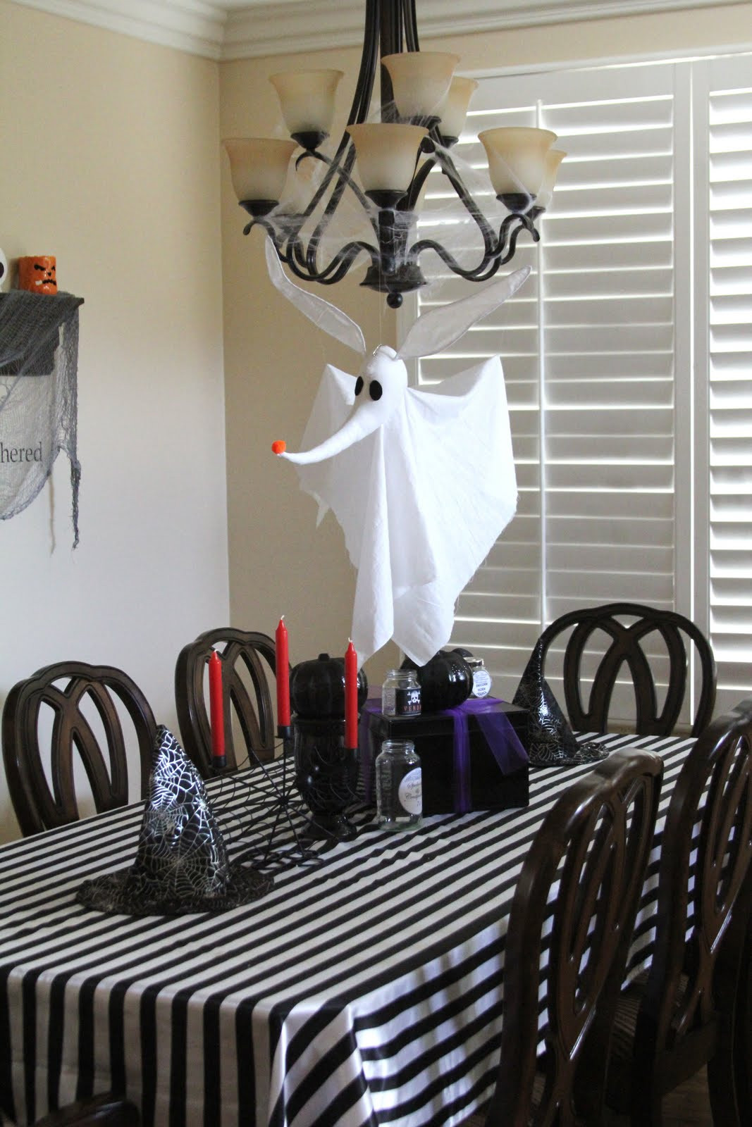 Nightmare Before Christmas Party Ideas  Scrap Happens Nightmare Before Christmas Party Zero