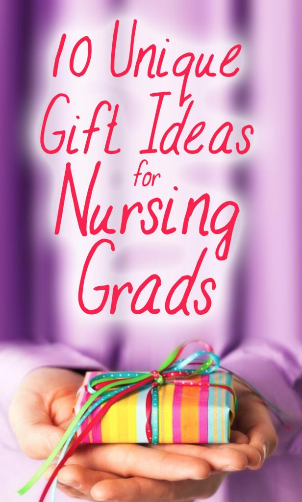 Nursing School Graduation Gift Ideas  10 Unique Gift Ideas for Nursing Grads