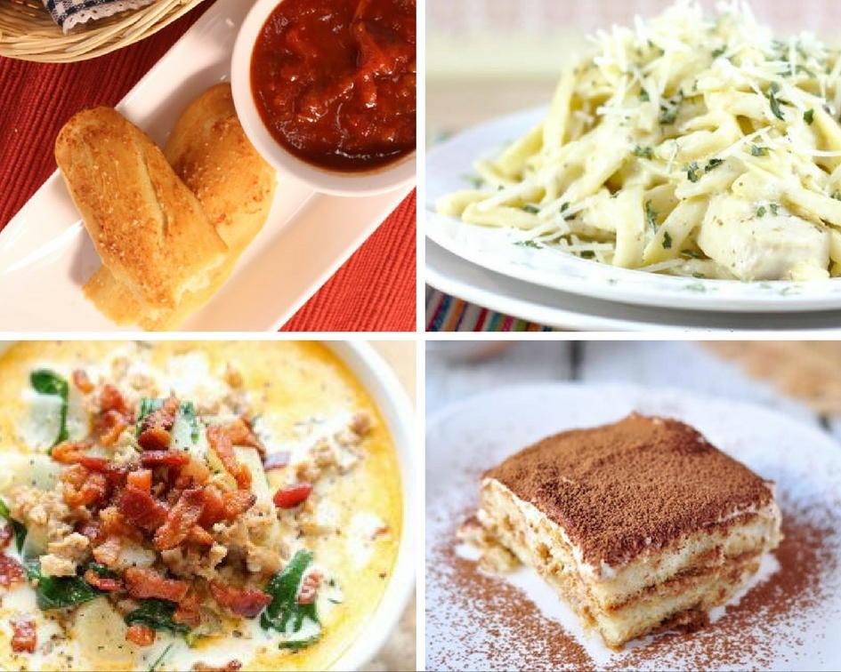 Olive Garden Thanksgiving  13 Favorite Olive Garden Copycat Recipes