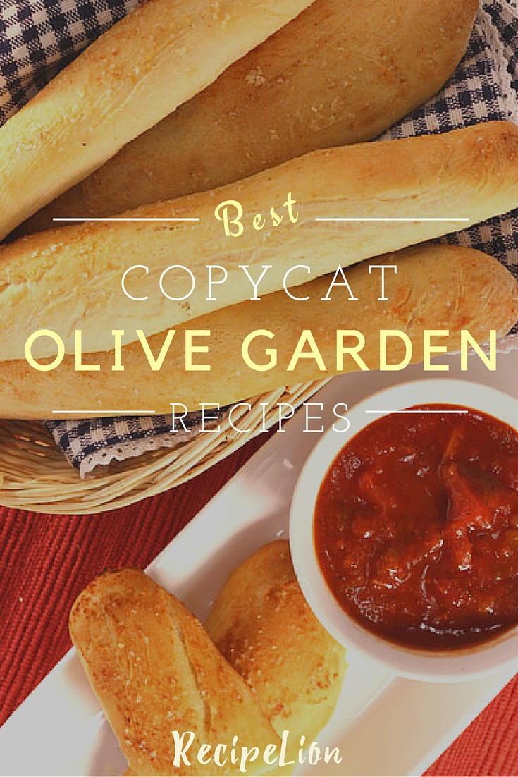 Olive Garden Thanksgiving  16 Favorite Olive Garden Copycat Recipes