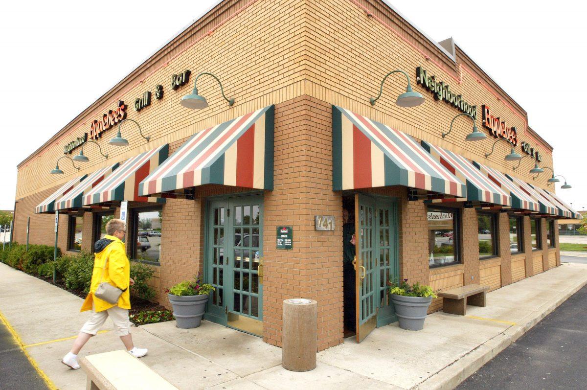 Olive Garden Thanksgiving  What Restaurants Are Open Thanksgiving Applebee s Golden