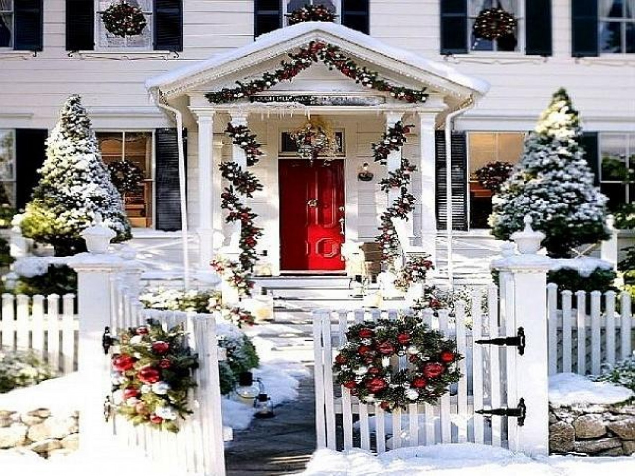 Outdoor Christmas Decorations On Sale  Homemade outdoor christmas decorations home outdoor