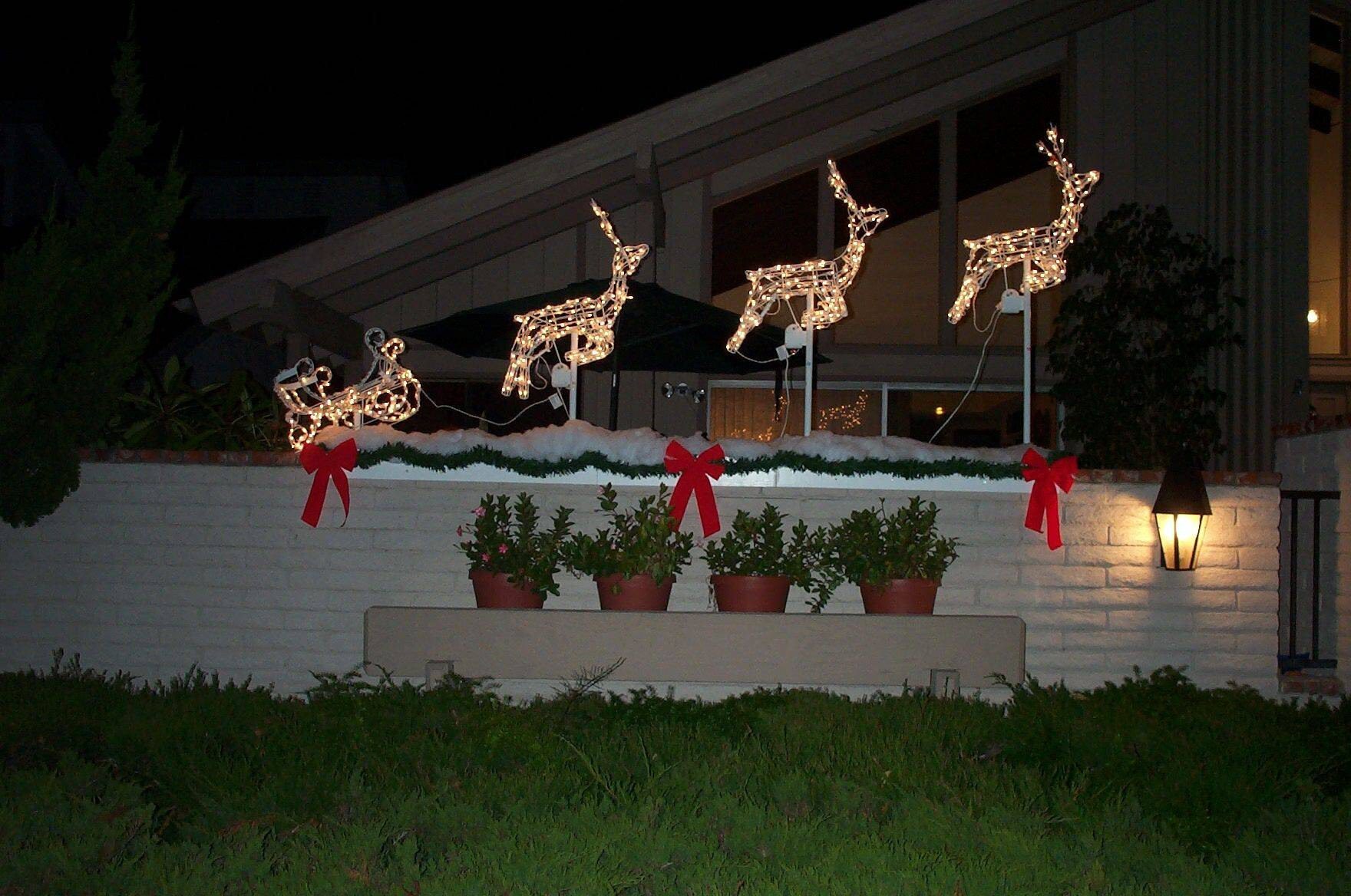 Outdoor Christmas Decorations On Sale  20 Outdoor Christmas Decorations Ideas for this Year MagMent