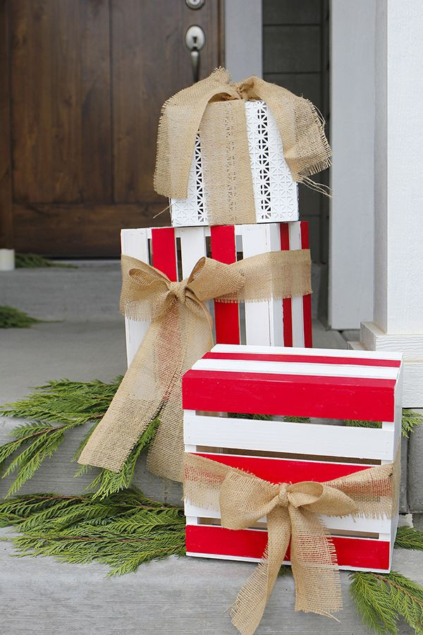 Outdoor Christmas Decorations On Sale  Best 25 Wine crates for sale ideas on Pinterest