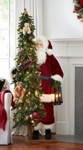 Outdoor Christmas Decorations On Sale  Outdoor Santa Claus Decorations Foter