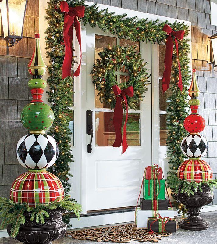 Outdoor Christmas Decorations Sale  25 Best Ideas about Outdoor Christmas Decorations