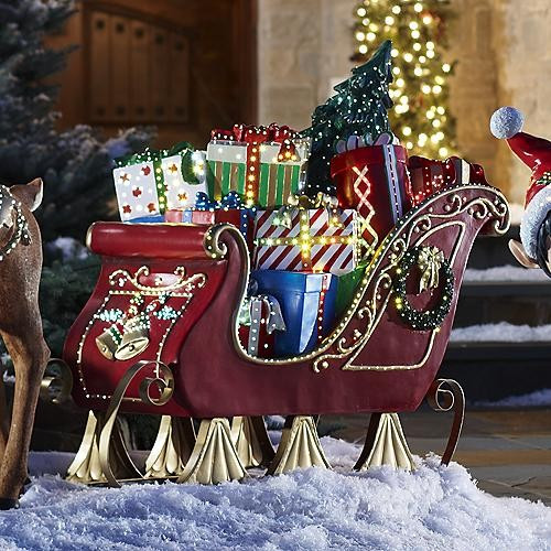 Outdoor Christmas Decorations Sale  Exterior Christmas Decorations For Sale Hallow Keep Arts