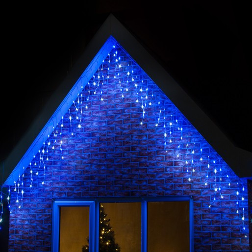 Outdoor Christmas Icicle Lights  outside christmas icicle lights Home Decor