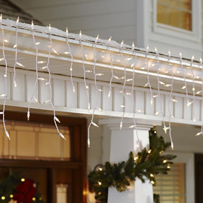 Outdoor Christmas Icicle Lights  Christmas Lights Buying Guide