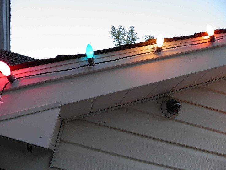 Outdoor Christmas Light Hooks  484 best Outdoor Christmas Decorations images on Pinterest