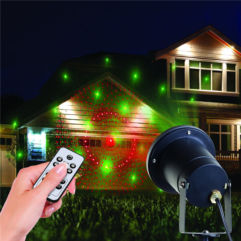 Outdoor Christmas Lights Sales  Aliexpress Buy projector christmas Light Outdoor