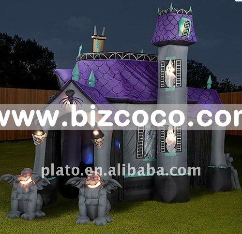 Outdoor Halloween Decorations On Sale  1000 images about Halloween Yard Decorations on Pinterest