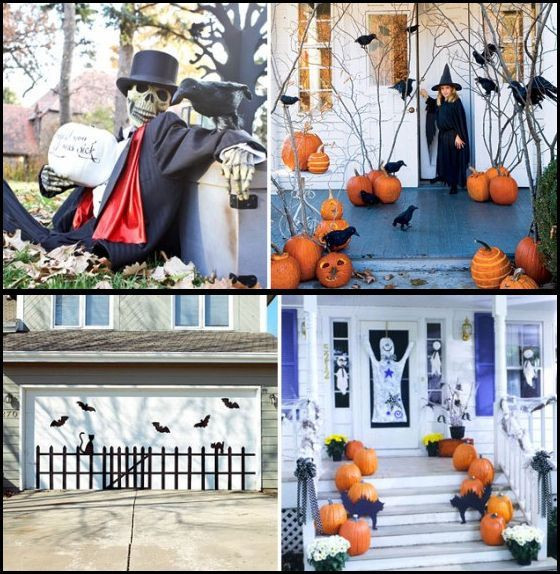 Outdoor Halloween Decorations On Sale  yard sale decorating ideas photos Yahoo Search Results