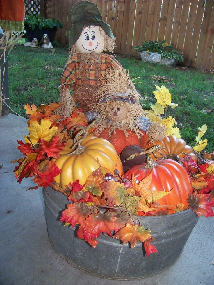 Outdoor Halloween Decorations On Sale  1000 ideas about Wheelbarrow Decor on Pinterest