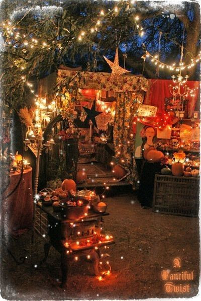 Outdoor Halloween Decorations On Sale  13 best images about Yard Sale Staging on Pinterest