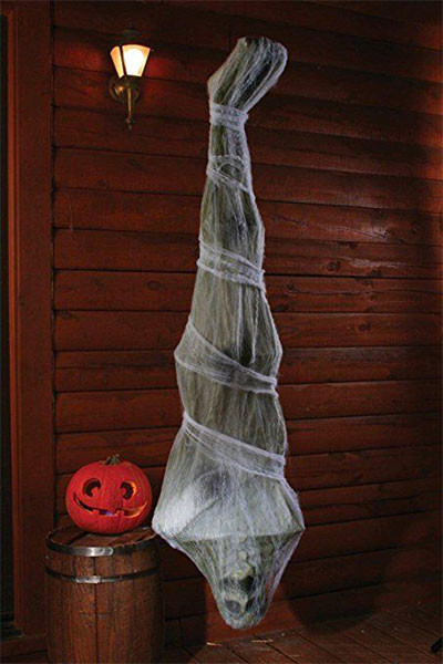 Outdoor Halloween Decorations On Sale  15 Scary & Cheap Halloween Outdoor Decoration Ideas 2017