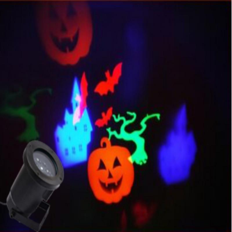Outdoor Halloween Projector  1X New Arrival 2016 Outdoor Halloween Led Light projector