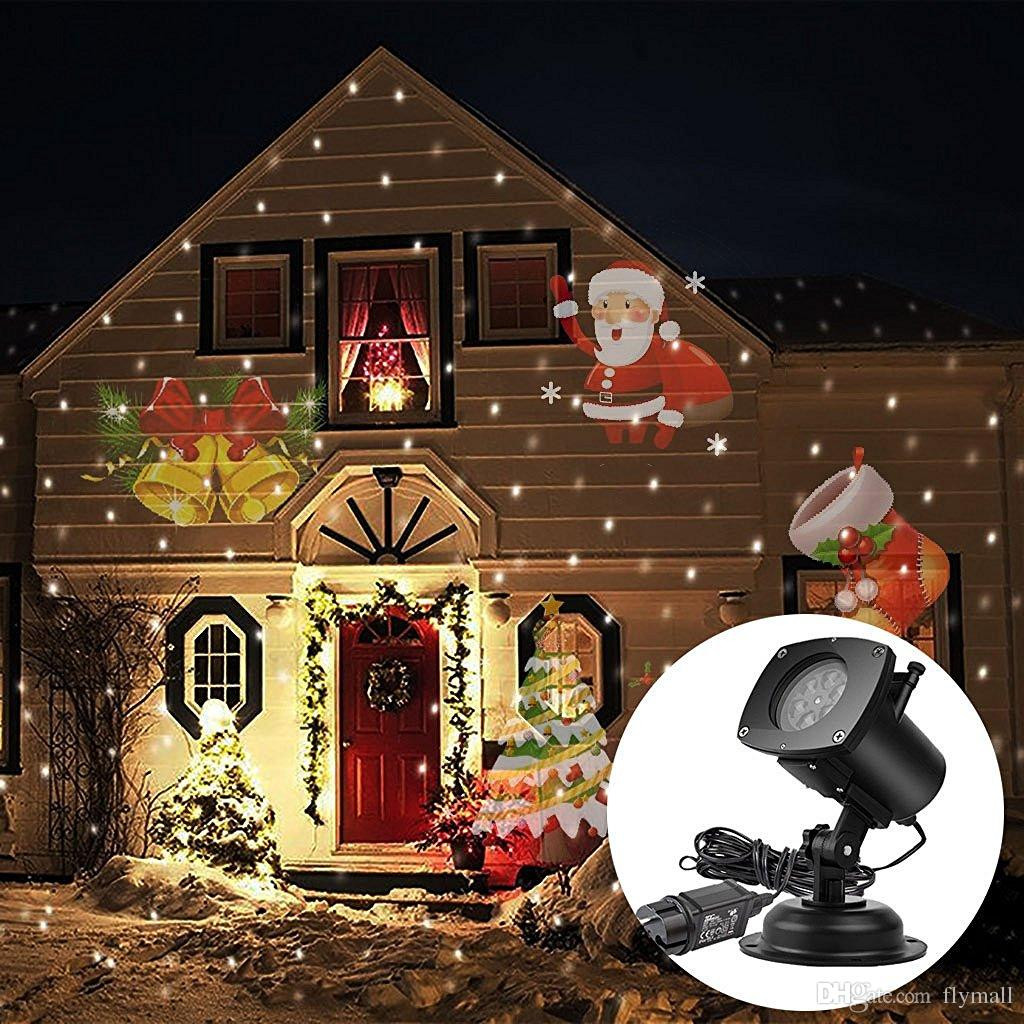 Outdoor Halloween Projector  Led Outdoor Projector Light Halloween Christmas Led