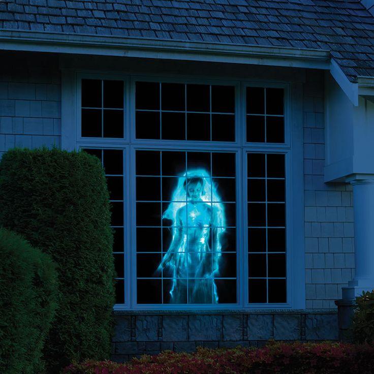 Outdoor Halloween Projector  17 Best images about Halloween Props on Pinterest