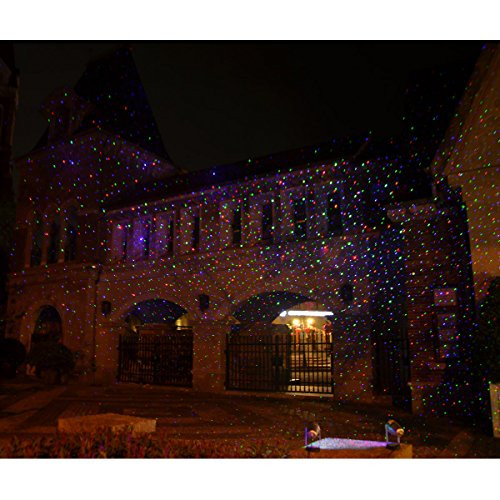 Outdoor Halloween Projector  Christmas Laser Lights Halloween Outdoor Projector