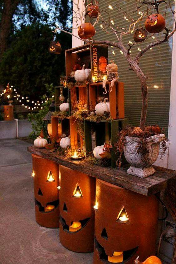 Outside Halloween Party Ideas  Best 25 Outdoor halloween parties ideas on Pinterest
