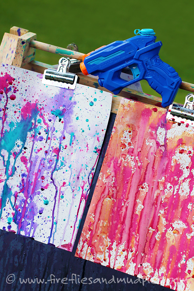 Painting Crafts For Adults  40 Creative Summer Crafts for Kids That Are Really Fun