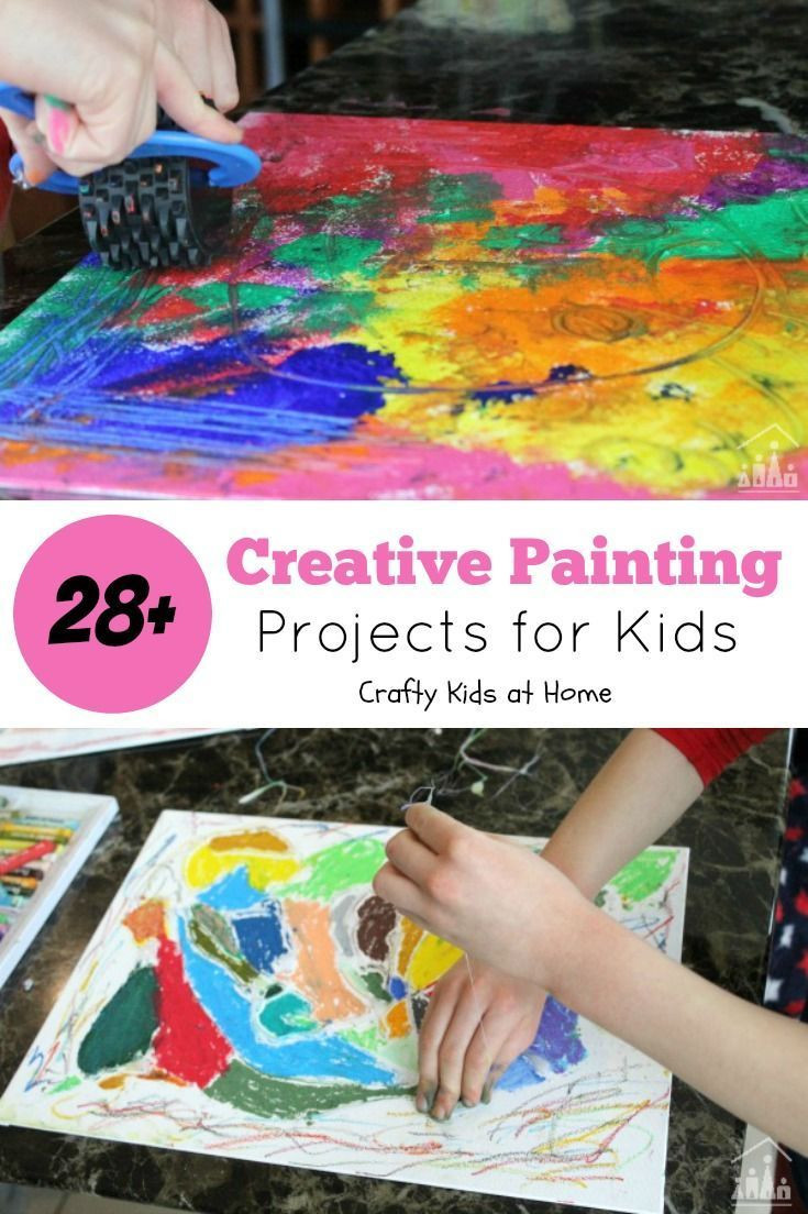 Painting Crafts For Adults  17 Best ideas about Art Projects For Adults on Pinterest